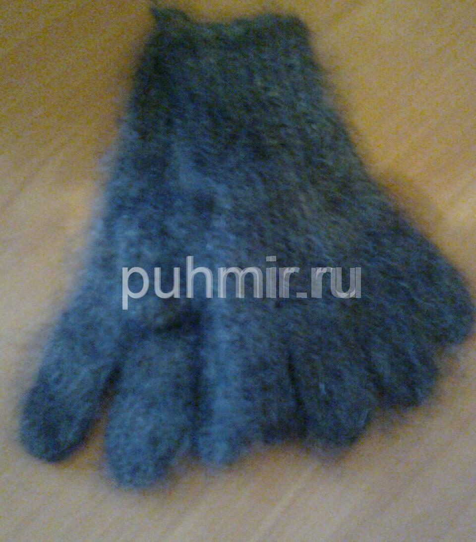 Пуховые перчатки мужские