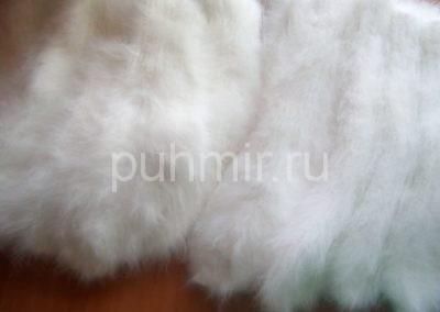 носочки женские из пуха кролика