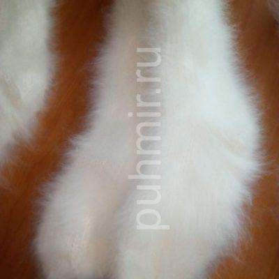 Носки из пуха кролика взрослые
