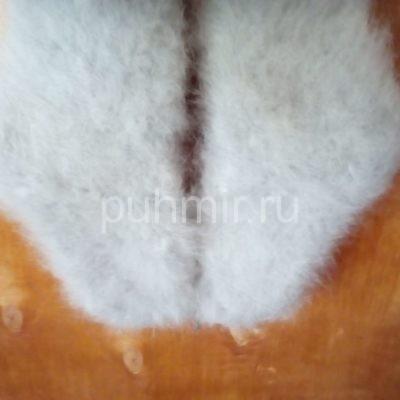 Носки из пуха кролика на шерстяной нити детские