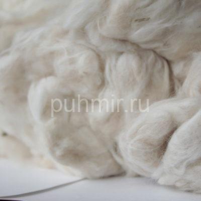 Пух кролика породы Немецкая Ангорка цвет персик